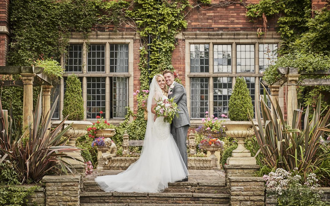 Moxhull Hall Wedding, Midlands